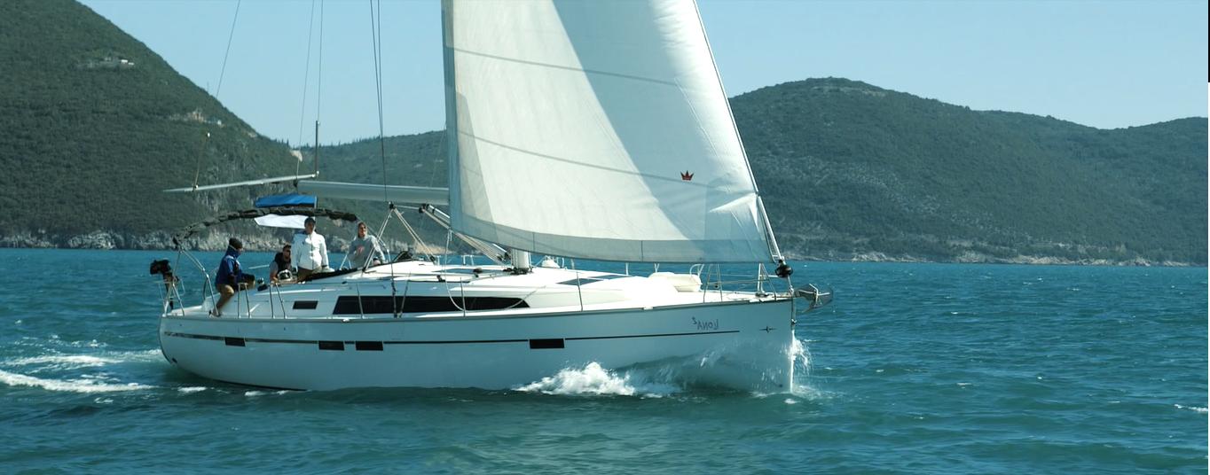 sailing us